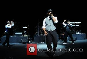 Boyz II Men Best of the '90s Concert held at James L. Knight Center  Miami, Florida - 06.11.11