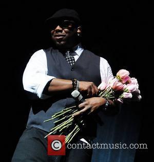 Wanya Morris of Boyz II Men  Best of the '90s Concert held at James L. Knight Center  Miami,...