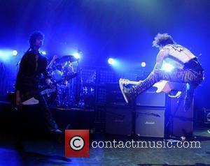 The Darkness Kick Off Britain's Download Festival