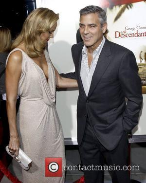 Stacy Keibler Claims To Be 'In Love' With George Clooney