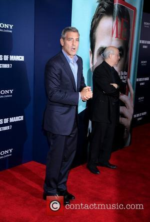 George Clooney To Receive Another Acting Award