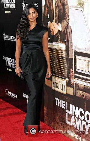 Camila Alves Screening Of Lionsgate & Lakeshore Entertainment's 'The Lincoln Lawyer' at ArcLight Cinemas Cinerama Dome Los Angeles, California -...