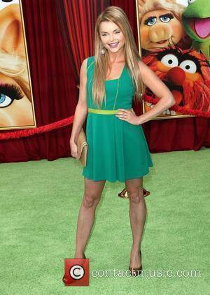 Izabella Miko The premiere of Walt Disney Pictures' 'The Muppets' at the El Capitan Theatre - Arrivals Los Angeles, California...