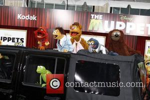 Muppets and Chris Cooper