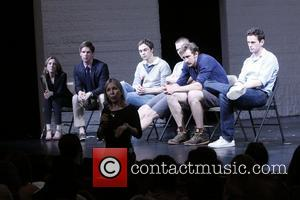 Hosts: Blake Ross and Frank DiLella with Jim Parsons, Luke Macfarlane, Lee Pace and Wayne Alan Wilcox Post-show talk back...