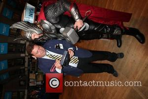 Thor Ask Schwarzenegger To Help Them Fly To Germany Gig