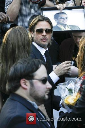 Brad Pitt  36th Annual Toronto International Film Festival - 'Moneyball' - Premiere held at the The Roy Thomson Hall...