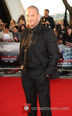 Tom Hardy The London Premiere of 'Tinker, Tailor, Soldier, Spy' held at BFI Southbank  London, England - 13.09.11