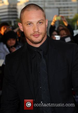 Tom Hardy ,  at the premiere of 'Tinker, Tailor, Soldier, Spy' at BFI Southbank. London, England- 13.09.11