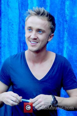 'Harry Potter's' Tom Felton greets fans at the Hollywood Blvd Cinema Woodridge, Illinois - 22.07.11