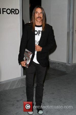 Anthony Kiedis Tom Ford Flagship Store Opening Celebration Beverly Hills, California - 24.02.11