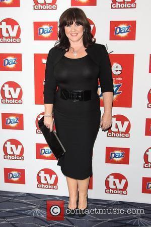 Coleen Nolan TVChoice Awards 2011 held at the Savoy hotel London, England - 13.09.11