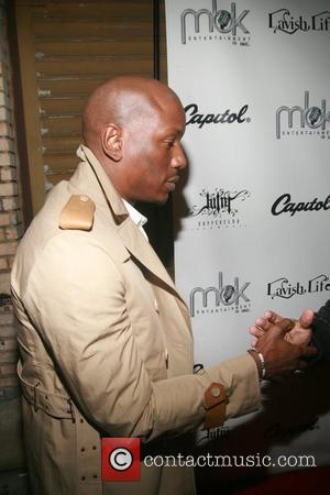Tyrese Gibson Dating Chilli?