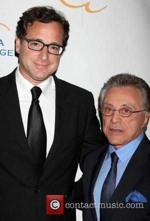 Bob Saget and Frankie Valli The 2011 UCLA Neurosurgery Visionary Ball at the Beverly Wilshire Hotel Los Angeles, California -...