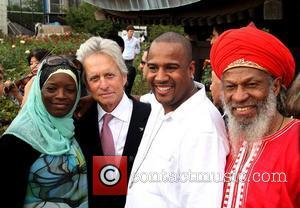 Michael Douglas Celebrates 67th Birthday