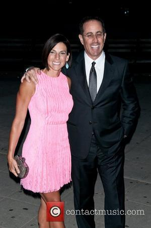 Jerry Seinfeld and Grace Hightower