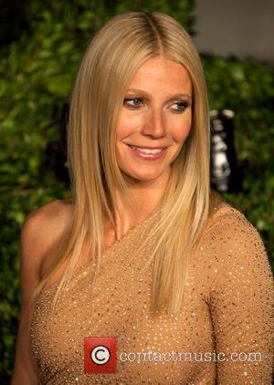 Gwyneth Paltrow 2011 Vanity Fair Oscar Party at Sunset Tower Hotel - Arrivals West Hollywood, California - 27.02.11