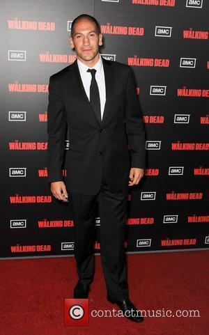 Jon Bernthal  at the premiere of AMC's 'The Walking Dead' 2nd Season at LA Live Theaters Los Angeles, California...