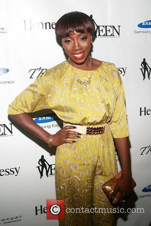 Estelle The 3rd Annual WEEN Awards at Samsung Experience at the Time Warner Building - Arrivals  New York City,...