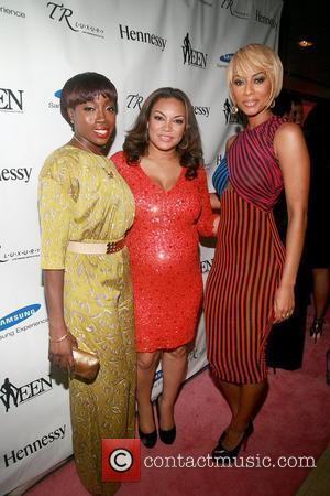 Estelle, Egypt Sherrod and Keri Hilson The 3rd Annual WEEN Awards at Samsung Experience inside the Time Warner Building -...