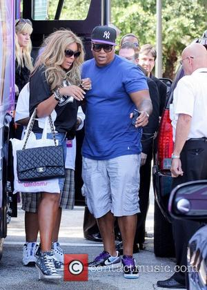Wendy Williams and Kevin Hunter, Sr. Wendy Williams arrives for the kick off of her 'Say It Like You Mean...