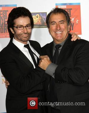 George Chakiris, Kenny Ortega 50th Anniversary Screening Of West Side Story In Celebration held at the Grauman's Chinese Theatre Hollywood,...