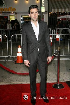 Zachary Quinto World Premiere of What's Your Number? held at Regency Village Theatre Westwood, California - 19.09.11