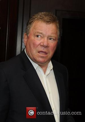 William Shatner Lands Headbanger Award
