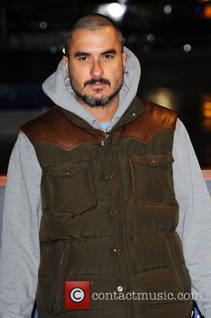Zane Lowe,  at the opening night launch party for Winter Wonderland at Hyde Park. London, England - 17.11.11