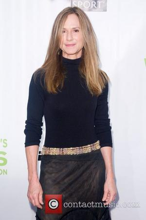 Holly Hunter Annual Salute to Women in Sports 2011 New York City, USA - 19.10.11
