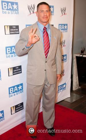 John Cena  WWE's SummerSlam Kickoff Party at The Andaz Hotel Los Angeles, California - 11.08.11