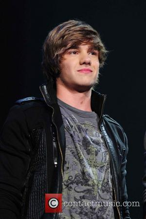 Liam Payne X Factor Live Tour held at the Manchester Evening News Arena Manchester, England - 13.03.11