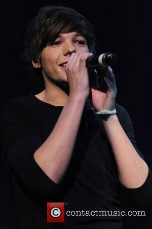 Louis Tomlinson X Factor Live Tour held at the Manchester Evening News Arena Manchester, England - 13.03.11