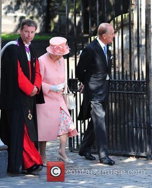 Queen's Granddaughter Marries