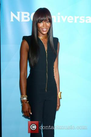 Naomi Campbell On The Mend After Mugging
