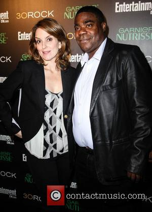 Tina Fey and Tracy Morgan attend Entertainment Weekly and NBC's celebration of the final season of 30 Rock  New...