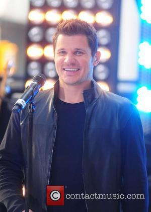 Nick Lachey Kicked Out Of U.s. Football Game
