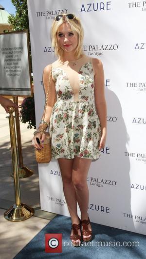 Ashley Benson  Azure Pool At The Palazzo Celebrates Labor Day Weekend at the The Palazzo Las Vegas, Nevada -...