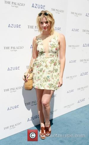 Ashley Benson Azure Pool At The Palazzo Celebrates Labor Day Weekend at the The Palazzo Las Vegas, Nevada - 01.09.12