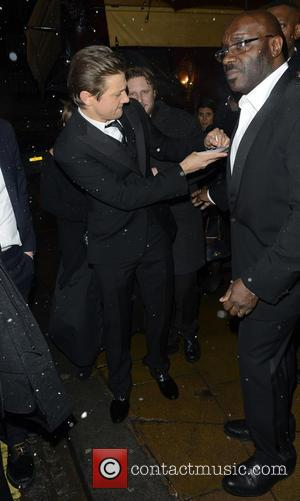 Jeremy Renner The Weinstein Company Post-BAFTA Party at LouLou's  Featuring: Jeremy Renner Where: London, United Kingdom When: 10 Feb...
