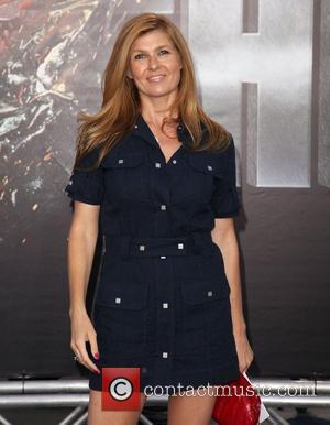 Connie Britton Battleship premiere at the NOKIA Theatre - arrivals at L.A. LIVE Los Angeles, California - 05.10.12