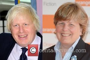 Boris Johnson and Sandi Toksvig separated at birth  Sir Phillip Green & Boris Johnson The Opening of the new...