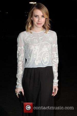 Emma Roberts  British Fashion Council's LONDON Show ROOMS LA Opening Cocktail Party at Smashbox West Hollywood, California - 12.03.12