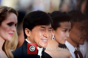 Jackie Chan arrives for the screening of 'De Rouille et D'Os' (Rust and Bone) presented in competition at the 65th...