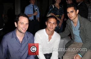 Matthew Rhys, Rafi Gavron, Max Minghella  2012 Los Angeles Film Festival - Celeste And Jesse Forever - After Party...