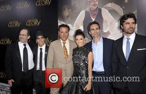 Andy Garcia Felt The Pressure Making 'For Greater Glory'