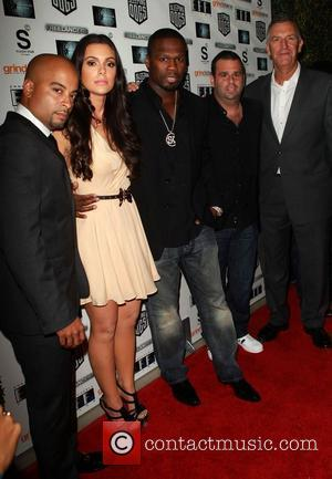 Jessy Terrero, 50 Cent, Curtis Jackson and Randall Emmett