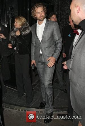 Gerard Butler leaving the Rose Nightclub in Marylebone at 3.10am London, England - 06.12.11