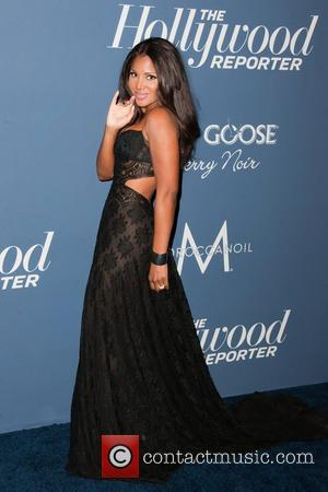 Toni Braxton  The Hollywood Reporter Celebrates The 84th Annual Academy Awards Nominees - Arrivals at the Getty House Los...