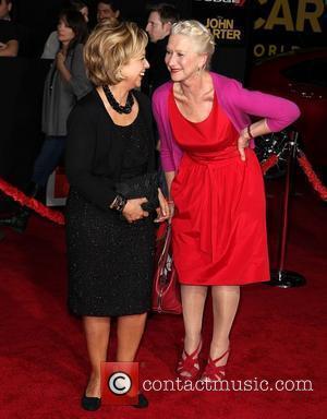 Dame Helen Mirren Leads 2013 Walk Of Fame Inductees